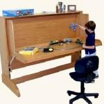 Пример мебели: стол кровать трансформер