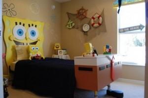 Детская мебель Губка Боб