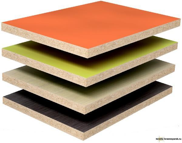 ЛДСП мебельный материал