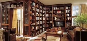 Мебель для библиотеки 1