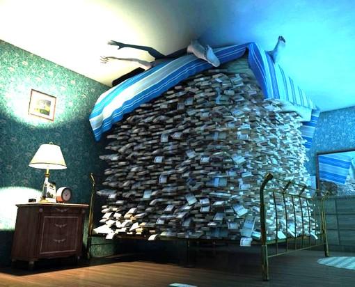 кровать мечты