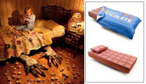 Сказочные виды детских кроватей, ужастик