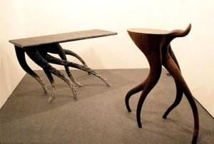 Убегающие столы