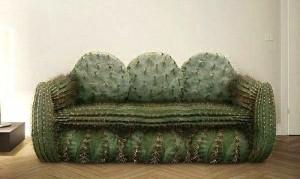 Диван-кактус