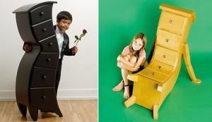 """Детская """"играющая"""" мебель"""