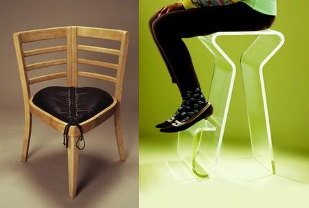 Оригинальные дизайны стульев