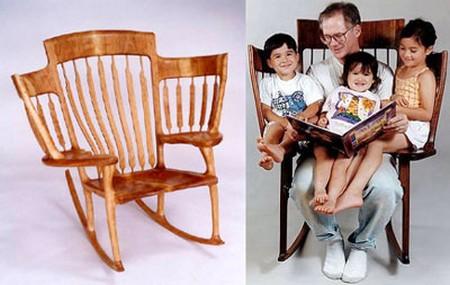 Дизайн одного стула для всей семьи