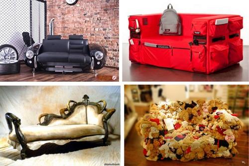 Ультрасовременное значение слова диван