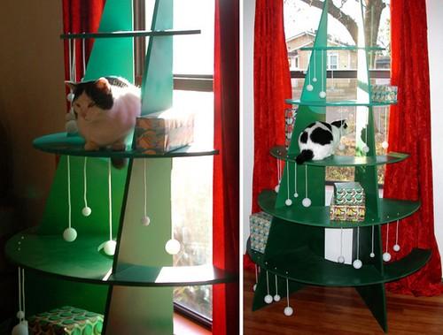 ЕлкаДля кошек
